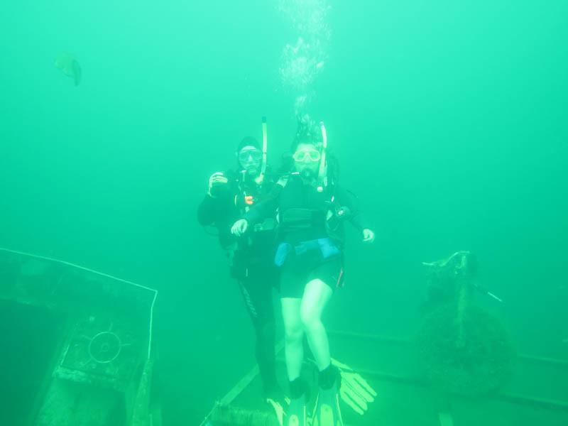 PADI Scuba Diving Lessons